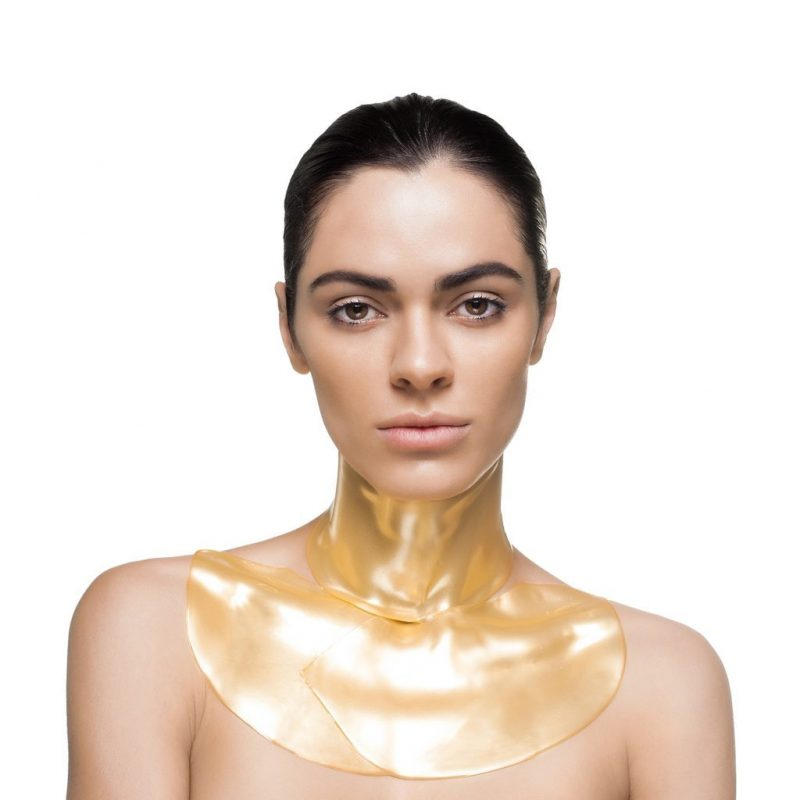 NANO GOLD REPAIR NECK AND DECOLLETE MASK COMBO (1 TREATMENT)