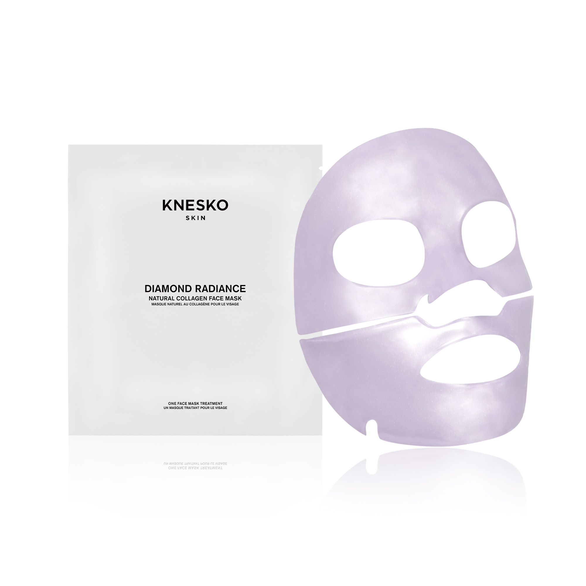 Diamond Radiance Gel Face Mask