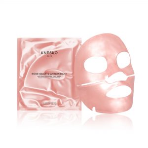 Knesko Foil Package Face Mask Rose Quartz Gel