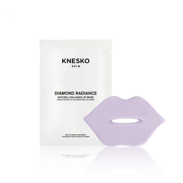 Diamond Radiance Gel Lip Mask