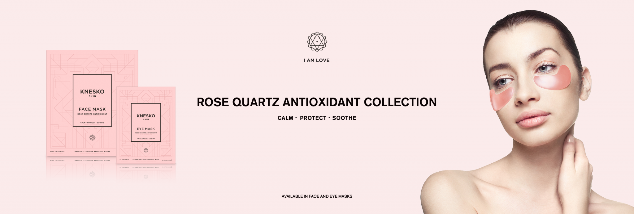 Rose Quartz Antioxidant Collection
