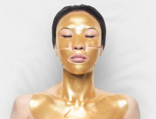 How long do you leave a collagen mask on for?