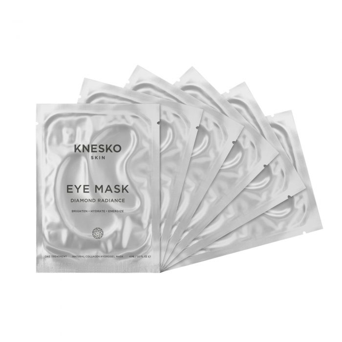 knesko diamond radiance eye mask pack