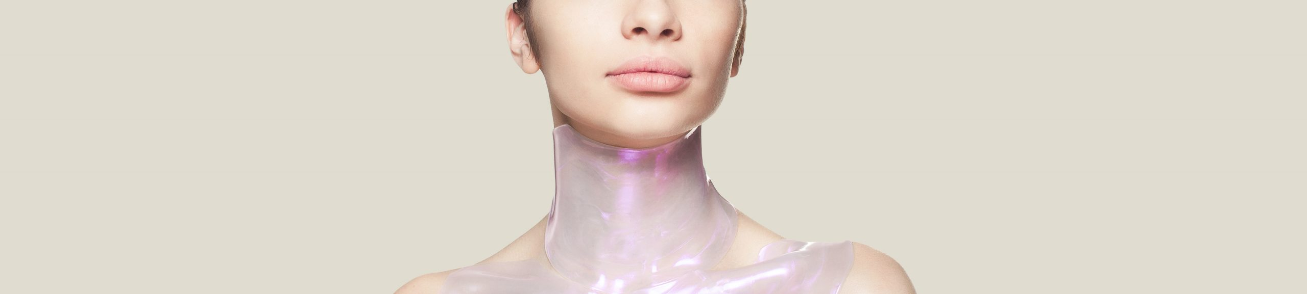 Knesko Collagen Neck and Decollete Banner - Diamond