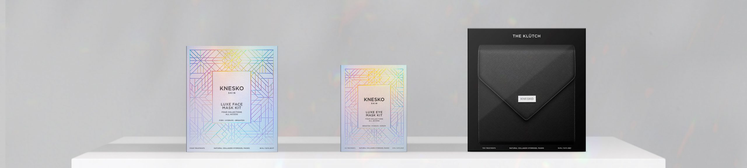 Knesko Luxe Gift Sets